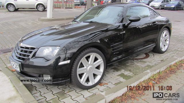 2004 Chrysler  Crossfire Sports car/Coupe Used vehicle photo