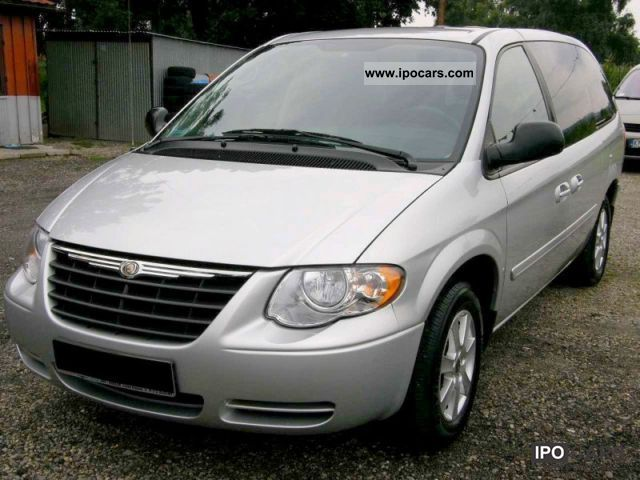Chrysler  Town & Country 2007 Liquefied Petroleum Gas Cars (LPG, GPL, propane) photo