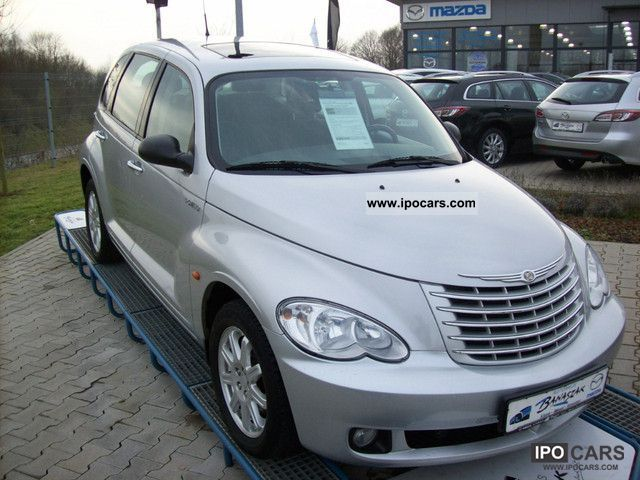 2008 chrysler pt cruiser 2 2 crd navigation climate. Black Bedroom Furniture Sets. Home Design Ideas