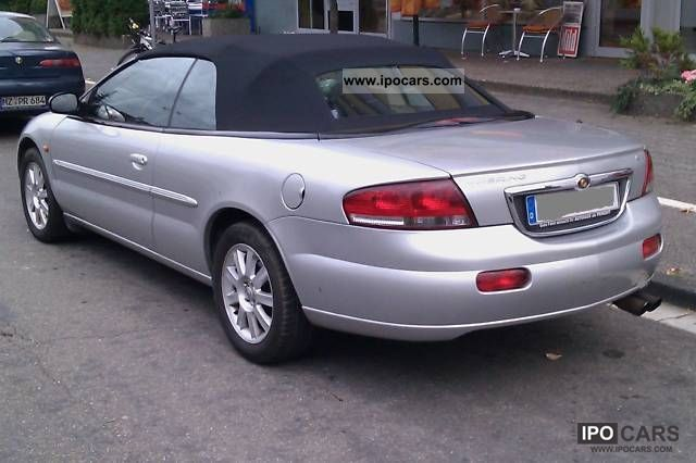 2005 chrysler sebring convertible 7 2 leather checkbook car photo and specs. Black Bedroom Furniture Sets. Home Design Ideas
