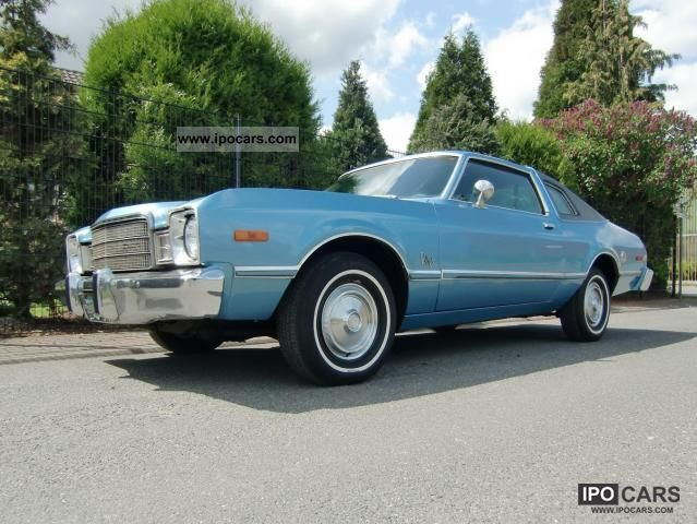 Chrysler  New york / Volare 1979 Vintage, Classic and Old Cars photo