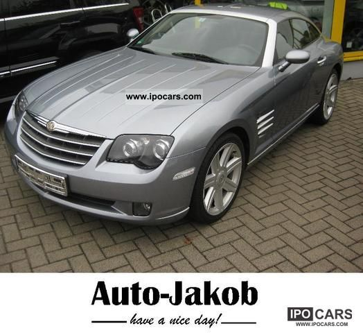 2006 Chrysler Crossfire Automatic Car Photo And Specs