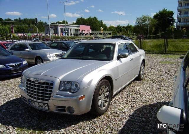 2004 Chrysler  300C Limousine Used vehicle photo