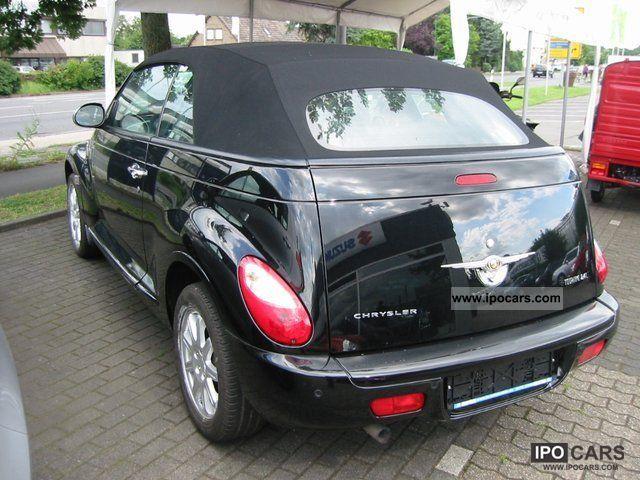 2008 chrysler pt cruiser 2 4 cabrio let the sunshine. Black Bedroom Furniture Sets. Home Design Ideas
