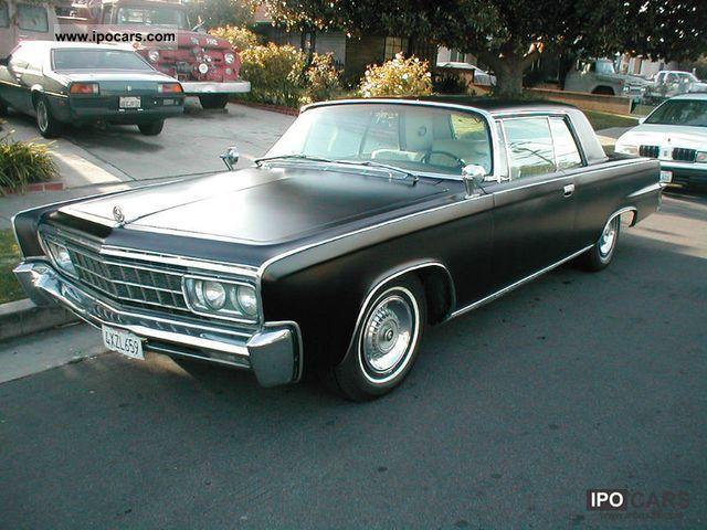 Chrysler  Imperial 1966 Vintage, Classic and Old Cars photo