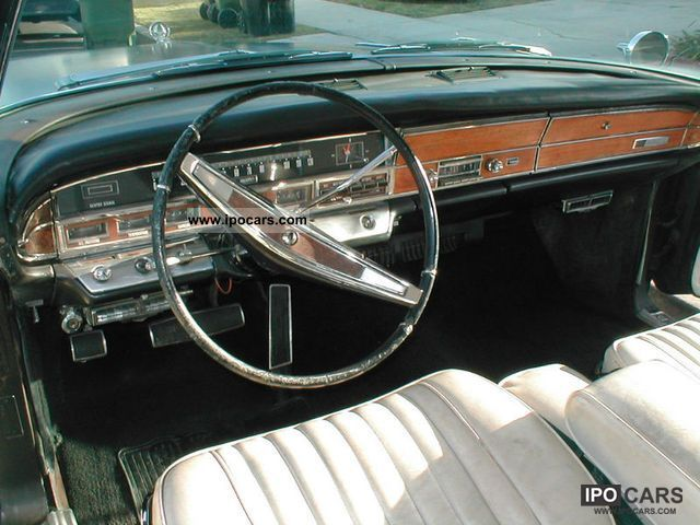 1966 Chrysler Imperial Car Photo And Specs
