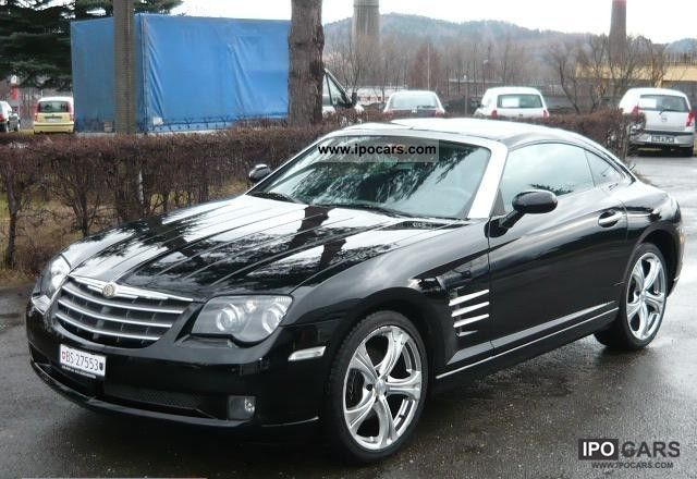 2006 Chrysler  Crossfire Sports car/Coupe Used vehicle photo