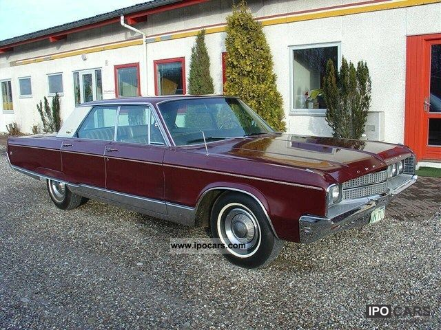 Chrysler  New York 7.2 aut 1968 Vintage, Classic and Old Cars photo