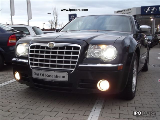 2007 Chrysler  300C 3.0 CRD Auto * Leather * Xenon * SHZ * 18Alu Limousine Used vehicle photo