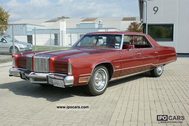 Chrysler  New Yorker Brougham 1978 Vintage, Classic and Old Cars photo