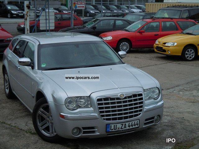 2007 Chrysler  300C Touring 3.5 Automatic Petrol & LPG GAS Estate Car Used vehicle photo
