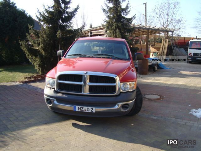2002 Chrysler  dodge ram 1500 Off-road Vehicle/Pickup Truck Used vehicle photo