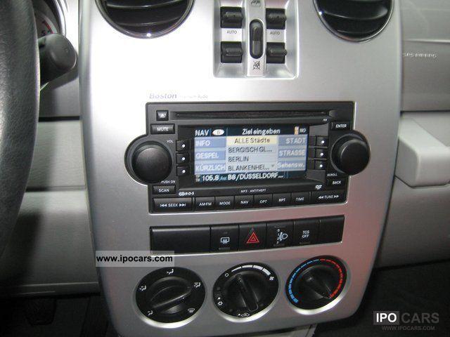 2008 Chrysler Pt Cruiser 2 2 Crd Limited Leather Navi