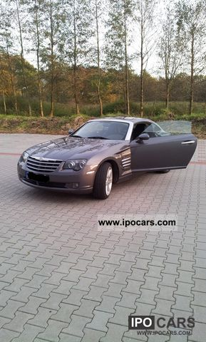 Chrysler  Crossfire 2003 Liquefied Petroleum Gas Cars (LPG, GPL, propane) photo