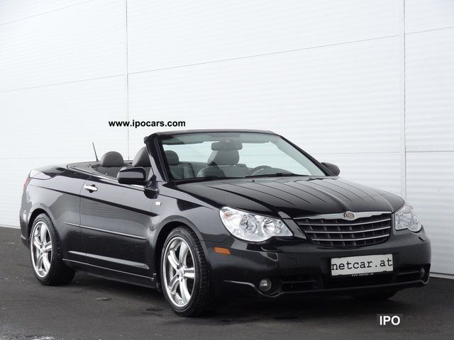 2008 Chrysler  Sebring Convertible 7.2 Limited Aut soft top. / Export: Cabrio / roadster Used vehicle photo