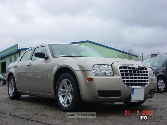 Chrysler  300 2.7 V6 LPG 193 + KM 18 ALU 2008 Liquefied Petroleum Gas Cars (LPG, GPL, propane) photo