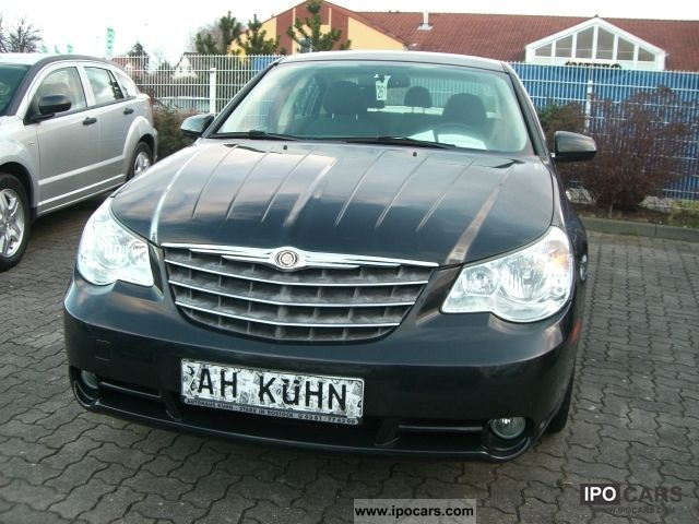 Chrysler  Sebring 2.0 Touring Klimaautom. / GAS / el.SD 2011 Liquefied Petroleum Gas Cars (LPG, GPL, propane) photo
