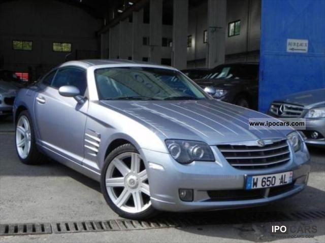 2007 chrysler crossfire 3 2 v6 limited ba car photo and specs. Black Bedroom Furniture Sets. Home Design Ideas