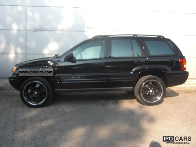 Grand Cherokee Diesel Off Road Grand Cherokee 2.7 Diesel