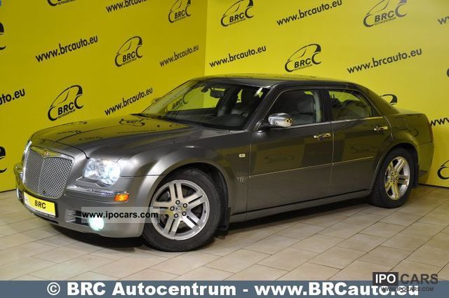 2006 Chrysler  300 3.0 CRD Auto Matas Limousine Used vehicle photo
