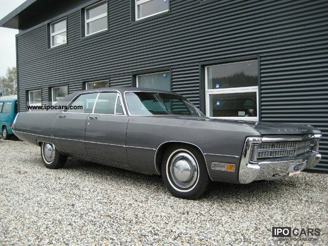 Chrysler  Imperial Le Baron 7.2 V8 440cui Hard Top 1971 Vintage, Classic and Old Cars photo