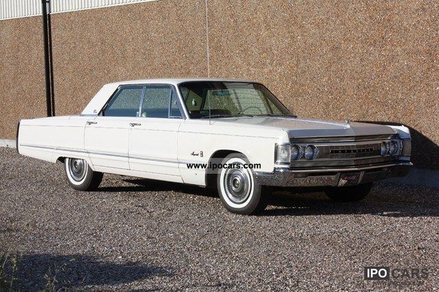 1967 Chrysler  New York 6.2 aut Limousine Used vehicle photo