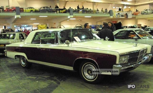 Chrysler  Imperical Crown coupe 1964 Vintage, Classic and Old Cars photo