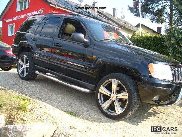 2002 Chrysler Grand Cherokee Laredo 2 7crd Car Photo And