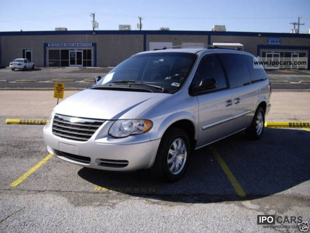 town country limited 2006 chrysler town country limited van minibus. Cars Review. Best American Auto & Cars Review