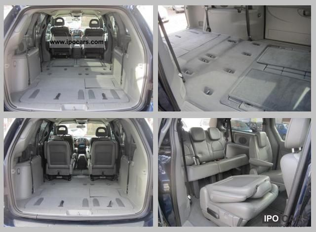 Minivan With Swivel Seats Images