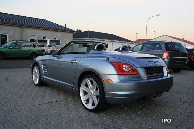 2007 chrysler crossfire auto air navi leather car photo. Black Bedroom Furniture Sets. Home Design Ideas