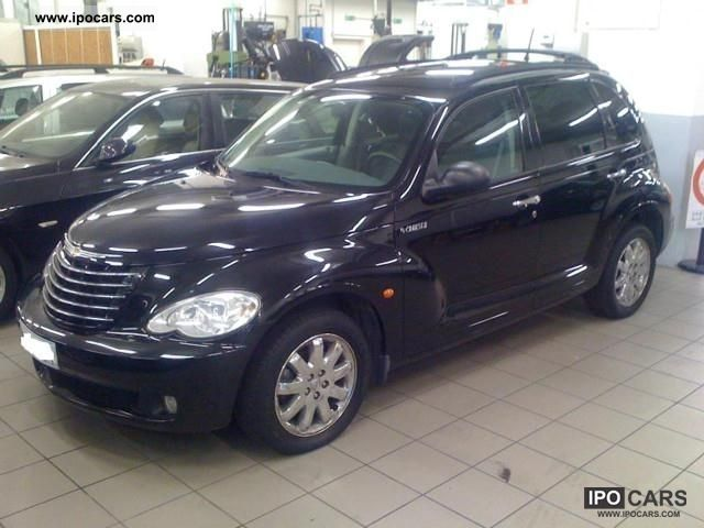2009 chrysler pt cruiser 2 2 crd limited car photo and specs. Black Bedroom Furniture Sets. Home Design Ideas