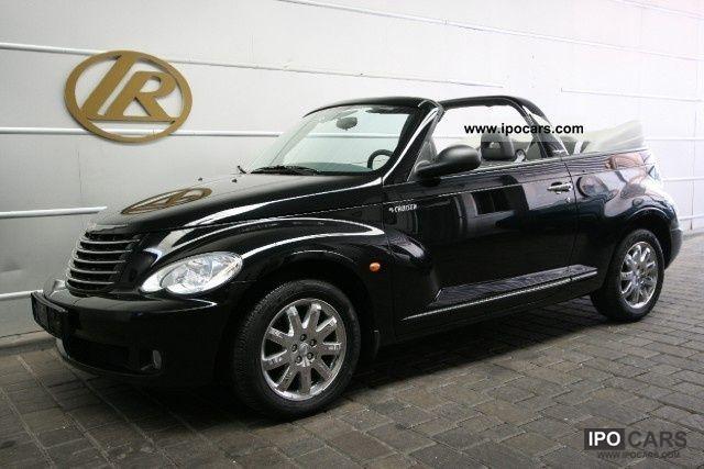2006 chrysler pt cruiser 2 4 l car photo and specs. Black Bedroom Furniture Sets. Home Design Ideas