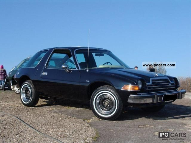 1979 Chrysler  AMC Pacer Sports car/Coupe Used vehicle photo