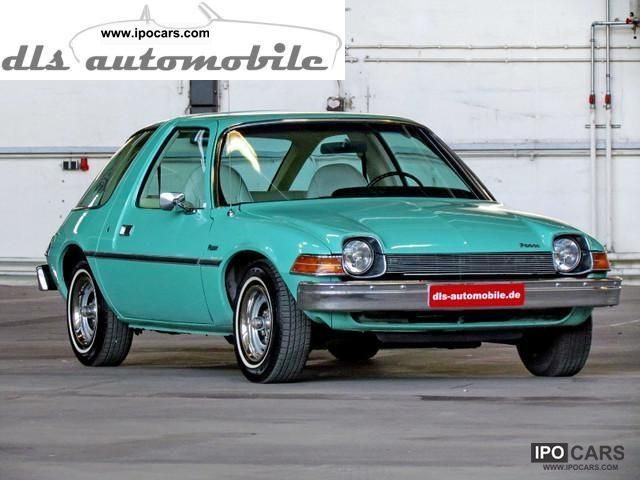 Chrysler  AMC Pacer 1976 Vintage, Classic and Old Cars photo