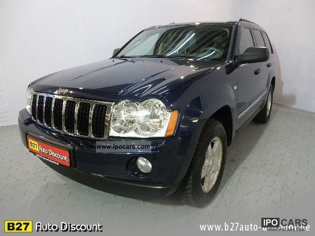 2006 Chrysler  3.0 CRD Grand 65th Anniversary (Navi Leather) Off-road Vehicle/Pickup Truck Used vehicle photo