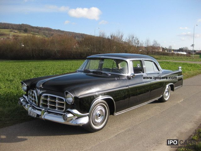 Chrysler  Imperial 1956 Vintage, Classic and Old Cars photo