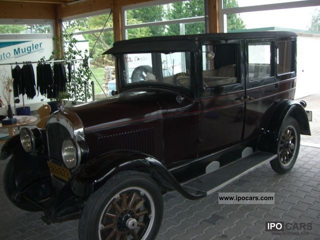 Chrysler  58 4 Door \ 1926 Vintage, Classic and Old Cars photo