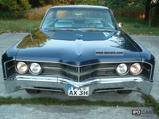 Chrysler  300 TNT 440 1967 Vintage, Classic and Old Cars photo