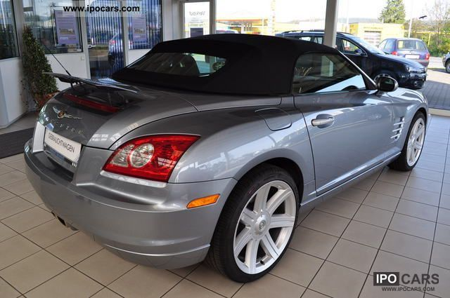 2007 chrysler crossfire 3 2 v6 roadster hu au for sale new car photo and specs. Black Bedroom Furniture Sets. Home Design Ideas