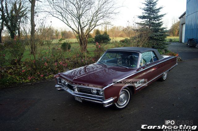 Chrysler  300 1966 Vintage, Classic and Old Cars photo
