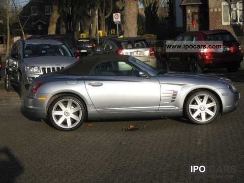 2007 chrysler crossfire 3 2 roadster at car photo and specs. Black Bedroom Furniture Sets. Home Design Ideas