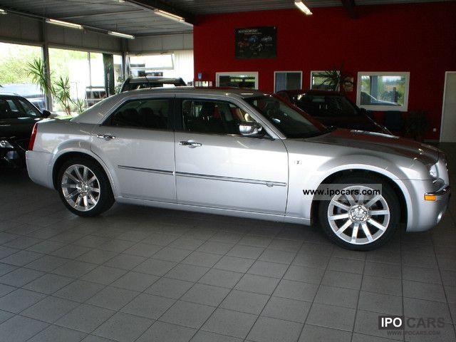2010 Chrysler  300C 3.0 CRD / 20 \ Limousine Used vehicle photo