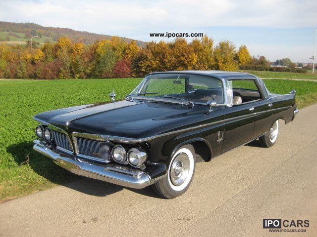 Chrysler  Imperial 1962 Vintage, Classic and Old Cars photo