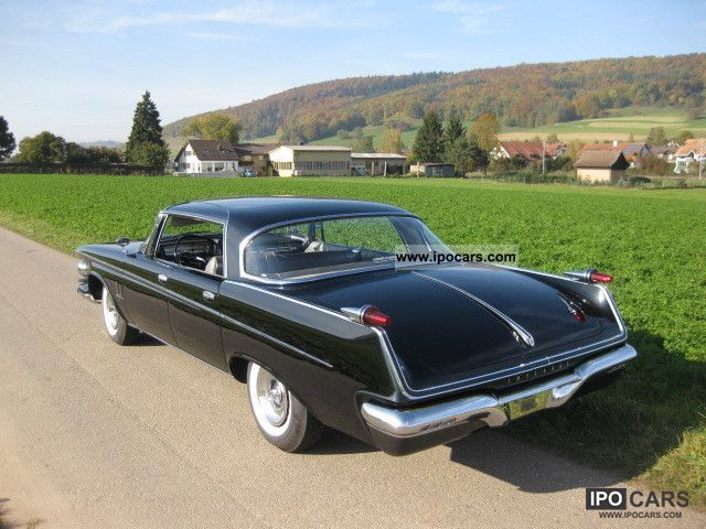 1962 Chrysler Imperial - Car Photo and Specs