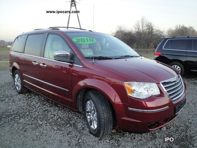 2010 chrysler town country limited 4 0 car photo and specs. Black Bedroom Furniture Sets. Home Design Ideas