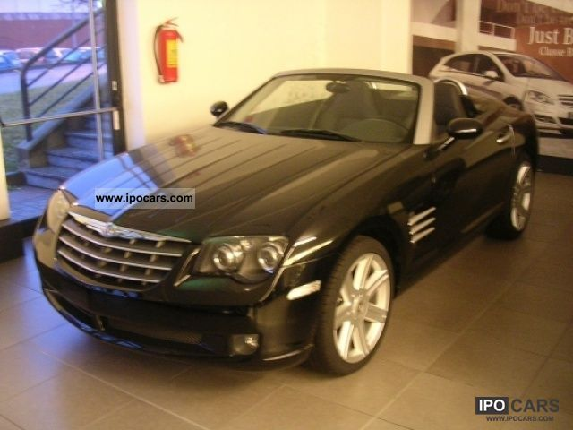 2009 chrysler crossfire v6 18v crossf roads 3 2 limit aut car photo and specs. Black Bedroom Furniture Sets. Home Design Ideas