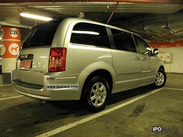 2010 chrysler town country limited full van minibus used vehicle. Cars Review. Best American Auto & Cars Review