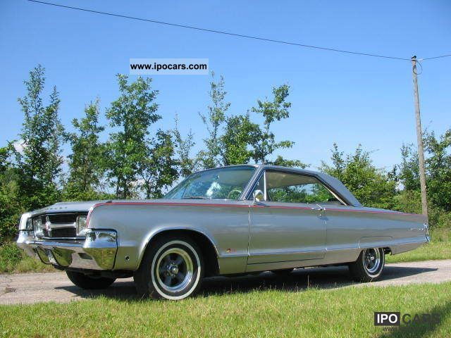 1965 Chrysler  300 L Hohlraumkonserv., H-Perm. Sammlerkfz 360 hp Sports car/Coupe Classic Vehicle photo
