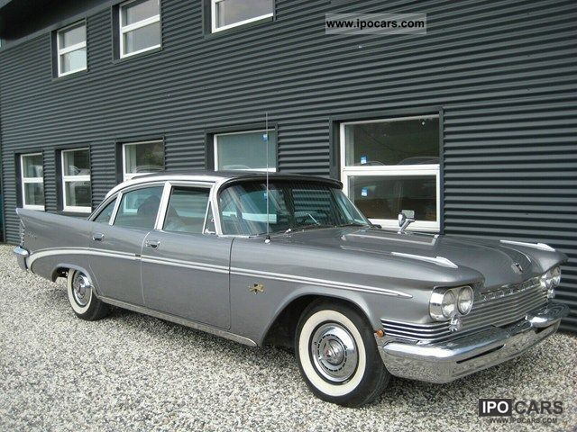 Chrysler  Saratoga 389cui 6.3 V8 1959 Vintage, Classic and Old Cars photo